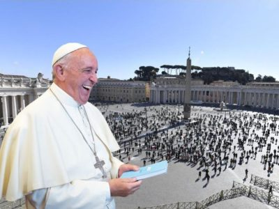 Pope Francis Declares that Jesus was a 'Great Transgressor'
