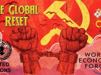 The Global Reset: 'You will Own Nothing and You will be Happy'