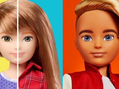 The Campaign to Destroy Our Children Continues with the New 'Gender Inclusive' Barbie Dolls