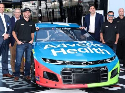 AdventHealth is Offering Racing Tickets to Sporting Events that are Scheduled on the Sabbath
