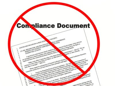 Dan Jackson Believes that the Compliance Document will have very Little Effect in Changing Anything