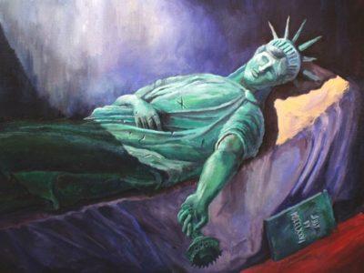 A Eulogy: Goodbye America – Born on July 4, 1776, Died on January 20, 2021