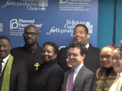 When Church Leaders Gather to Bless Abortion Clinics