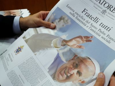 The New Papal Encyclical Calls for the Creation of a New Universal Brotherhood to Help Overcome Religious Differences