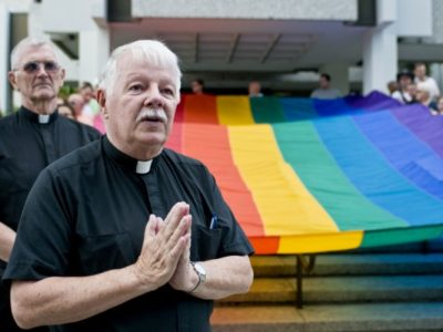 The Vast Majority of Catholics in the West Approve of Gay Marriage