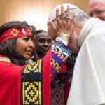 Pope Francis hosts paganism at the Vatican and defends their tradition