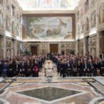 Pope Francis embraced by Fortune 500 CEOs