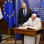 The Papacy in Politics, EU leaders look to Rome