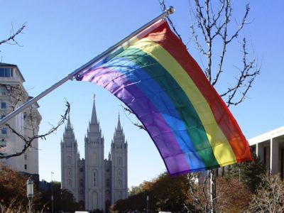 Another Church Falls: Mormons Add New 'Same-sex' Category to their Databases