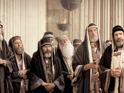 The Day Jesus Confronted Judaism