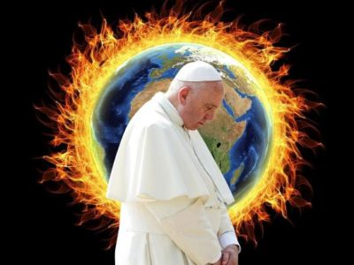 """Pope Francis' Warning on Climate Change: """"Time is Running Out"""""""