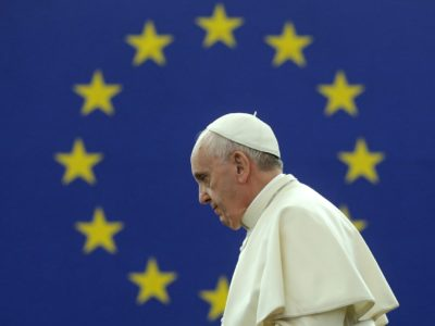 The Pope's New Dream of a United Europe