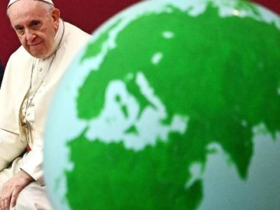 """On May 25, 2021 the Vatican Will Unveil a """"Spectacular"""" Action Plan for Laudato Si'"""