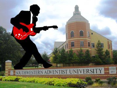 Southwestern Adventist University's 1950s Swing Dance Party